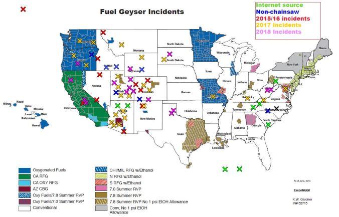 Updated Fuel Geyser Map